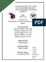Informe #5 turbomaquinas