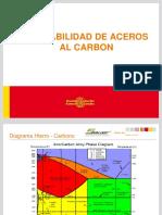 SOLDABILLIDAD DE ACEROS AL CARBON PRESENTACION EUTECTIC.ppt