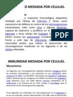 Tema 7 Inmunidad Mediada Por Células