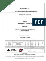 25870-000-3PS-CY04-00001 Survey - Levantamiento Topográfico Rev 001