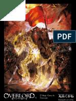 Overlord - Volume 09 - O Magic Caster Da Destruição [Black]