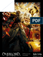 Overlord - Volume 10 - O Governante Das Conspirações [Black]