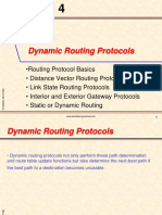 Dynamic Routing 4