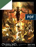 Overlord - Volume 12 - A Paladina Do Reino Sacro -Parte 1- [Black]