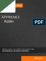 Apprenez le langage Kotlin pour Android