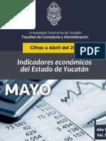Indicadores Económicos Yucatán 2019