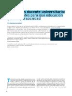2_ Documento de Orientación - Sobre La Planificación Didáctica