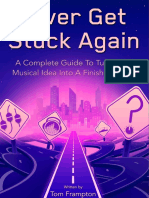 Never Get Stuck Again - Free Chapter