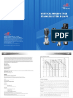 DL Multistage pumps