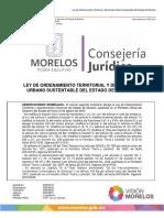 Ley de Urbano Morelos