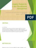 Faringitis Pediatrik betol.pptx