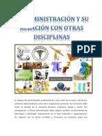 La administración y su relacion con otras disciplinas.pdf