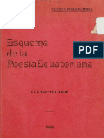Poetas Ecuador