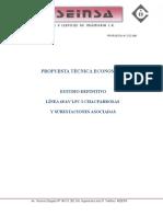 Propuesta_csc-096 - Tecnica Economica-lt 60 Kv Lpc I- Chacparrosas y Subestaciones-etapa i f