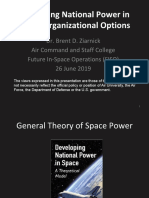 Future In-Space Operations