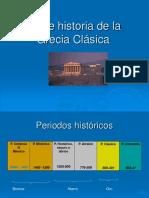 Breve Historia de La Grecia Clásica