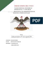 Universidad Andina Del Cusco Psicologia