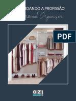 LIVRO DIGITAL Desvendando a Organizao - Profisso Personal Organizer - Edio 2 30.01.2019