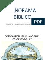 Prueba Panorama Bíblico Diapositivas