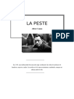 "Critica sobre ""la Peste"" de Albert Camus"