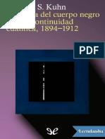La teoria del cuerpo negro.pdf