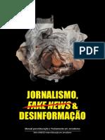 Jornalismo, Fake News e Desinformação_manual Para Educação e Treinamento Em Jornalismo