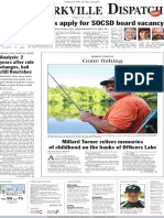 Starkville Dispatch 7-1-19 eEdition