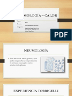 Neumología – Calor