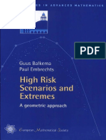 BALKEMA. G.; EMBRECHTS, P. High risk scenarios and extremes - A geometric approach. 2007..pdf