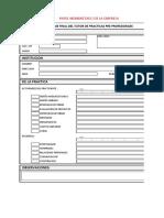 Inforfme Final Del Tutor PPP EAP Arquitectura