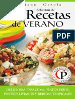 84 recetas de verano