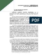 1.- Apelación Causa Penal Artemio Sánchez Sánchez.