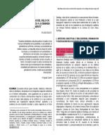 Los Mapuches en El Santiago Del Siglo