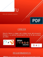 Ubuntu Presentacion