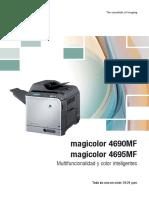 Magicolor-4690MF-4695MFES