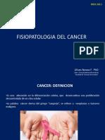 Fisiopatologia Del Cancer