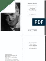 Heinrich Neuhaus - The Art of Piano Playing Part 1.pdf
