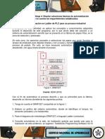 Evidencia Informe Implementar La Programacion en Ladder de PLC Para Un Proceso Industrial 350004