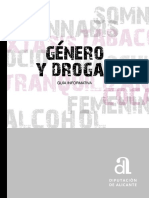 Género y Drogas - Guía Informativa