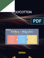 Proceso Polycotton