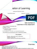 evaluation presentation for eportfolio part 1
