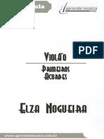 Manual Elza Nogueira - Primeiros Acordes
