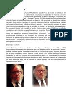 Biografía de Jerzy Grotowski