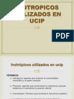 inotropicos UCI