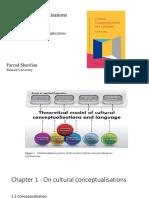 Cultural Conceptualization and Language