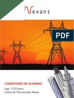 Folder Condutores de Aluminio
