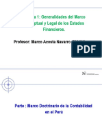 Semana 1 Generalidades Del Marco Conceptual y Legal de Los EE FF