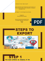Video Steps to Export