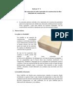 Informe N°2 Ing de materiales