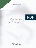 Compunerea in 5 Pasi Simpli - Margareta Onofrei